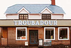 Restaurant & Bar Troubadour